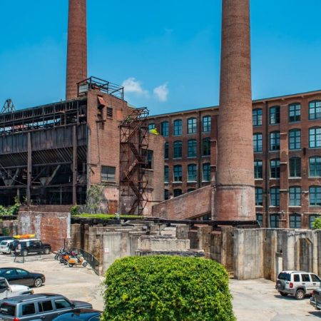 The Stacks at Fulton Cotton Mill Condominiums