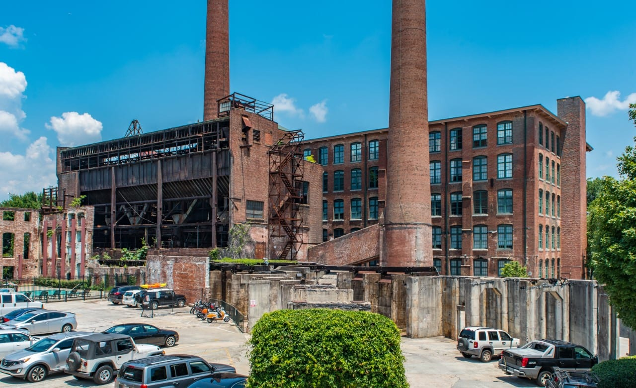 The Stacks at Fulton Cotton Mill - Downtown Condos - Ben ...