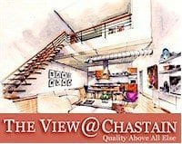 The View at Chastain Condominiums Logo