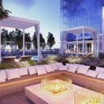 No. 2 Opus Place Pool Deck