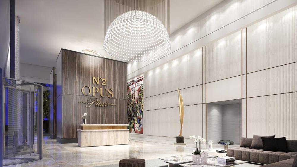 No2 Opus Place - Entrance Suite