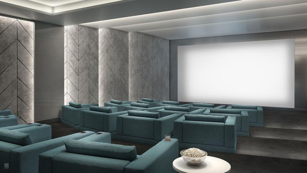 IMAX Movie Room